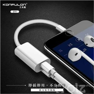 Lightning AUX cable