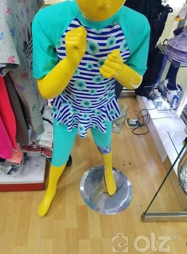 Хүүхдийн усны хувцас
