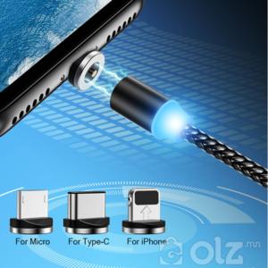 Соронзтой түргэн цэнэглэгч USB утас