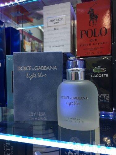 dolce gabbana ligth blue 75ml