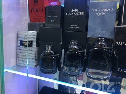 Coach man 40ml 100ml 60ml