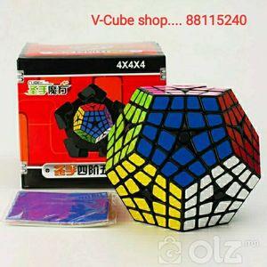 Meganminx 4x4x4