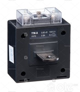 ТТИ-А 50/5А , 75/5А, 100/5A гүйдлийн трансформатор