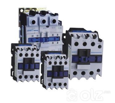 NC1 AC contactor, 9-95A