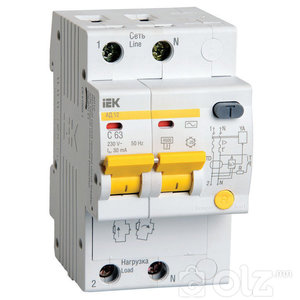 Дифференциаль автомат АД12