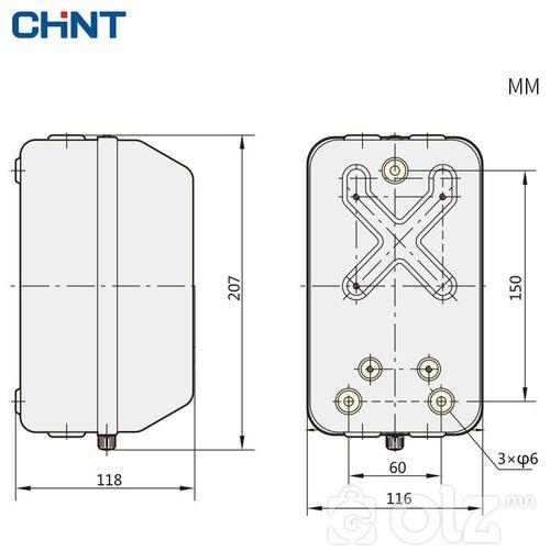Chint QC36-4TA