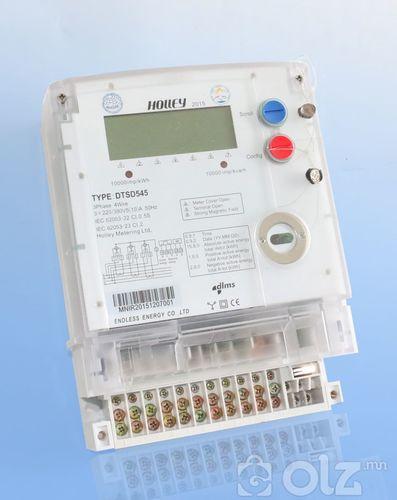 DTSD545 Тарифт 3фазын 5А/100А электрон тоолуур