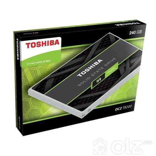 Тоshiba SSD хард