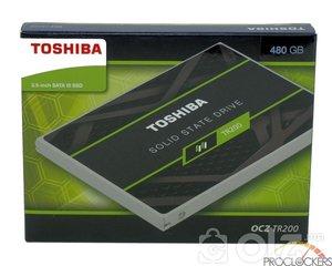 Toshina SSD Хард