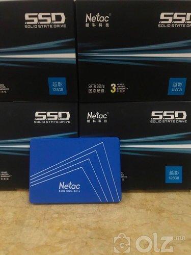 NETAC брэндийн SSD хард