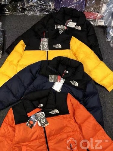 North Face Nuptse 700 сөдөн куртик