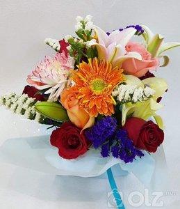 Цэцгийн баглаа
