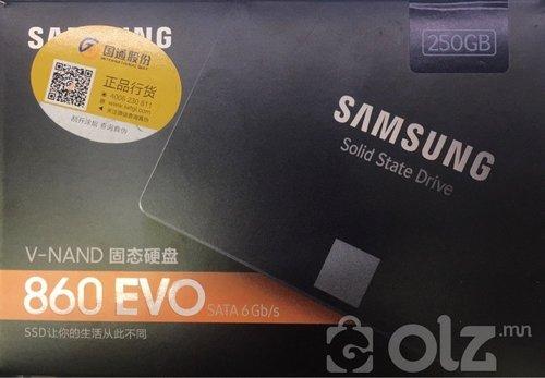 Samsung брэндийн SSD хард