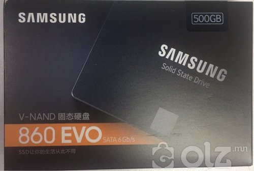 SSD хард